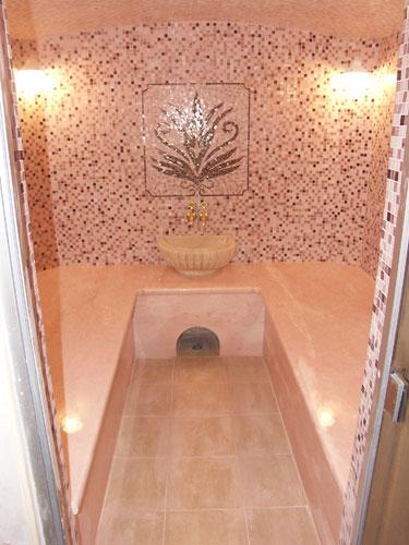 Турецкие бани, Хамам